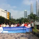 Panasonic AC Factory Visit - Kuala Lumpur