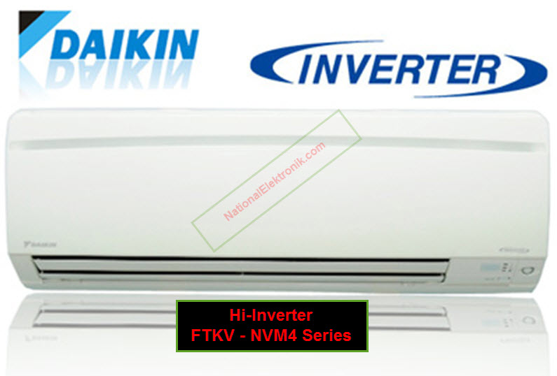 AC Daikin Hi Inverter FTKV Series