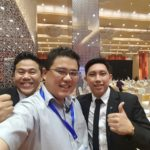 foto bersama mr kevin dan mr chandri