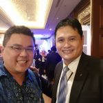 Foto dengan Mr. Joko Pekanbaru Branch Manager